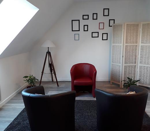 Le cabinet de votre thérapeute à Coutiches, non loin d'Orchies et Lille
